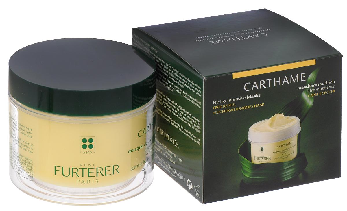 Увлажняющая маска Rene Furterer, питательная, 200 мл3282779200943Идеальное средство для сухой кожи головы и сухих волос. Интенсивная маска с легкой кремовой текстурой и приятным ароматом эфирного масла апельсина не утяжеляет волосы. Она мгновенно насыщает влагой и питательными компонентами волосы и кожу, восстанавливая их. Волосам возвращается легкость, мягкость, блеск и эластичность. Они становятся более сильными. Маска облегчает расчесывание волос.Равномерно нанести небольшое количество маски на чистые влажные волосы и кожу головы. Оставить на 5 минут, затем хорошо смыть водой. Используется 1 или 2 раза в неделю.