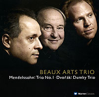 Beaux Arts Trio Beaux Arts Trio. Dvorak / Mendelssohn. Piano Trios владимир ашкенази лиля зильберштайн олли мустонен линн харрелл beaux arts trio fitzwilliam string quartet shostakovich piano music chamber works 5 cd page 9