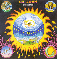 Доктор Джон Dr. John. In The Right Place
