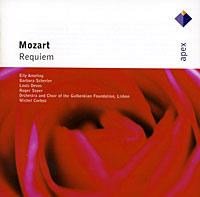 Мишель Корбоц,Elly Ameling,Луис Дэвос,Роджер Сойер,Orchestra Of The Gulbenkian Foundation Michel Corboz. Mozart. Requiem In D Minor, K.626 mozart requiem