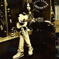 Нил Янг Neil Young. Greatest Hits нил янг neil young who s gonna strand up lp