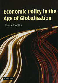 Economic Policy in the Age of Globalisation economic methodology