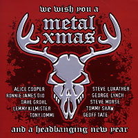 We Wish You A Metal Xmas And A Head Banging New Year