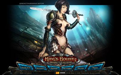 King's Bounty: Принцесса в доспехах (DVD-BOX) + стерео-очки Katauri Interactive