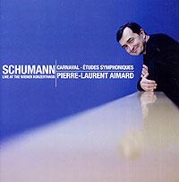 Pierre-Laurent Aimard. Schumann. Carnaval / Etudes Symphoniques аджна божевильна 33 рифмооткровения