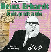 Хайнц Эрхард Heinz Erhardt. Da Gibt's Gar Nichts Zu Lachen (2 CD) heinz йогуртная многозерновая слива яблоко малина черника хайнц heinz