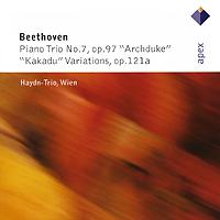 Hayden Trio, Wien Hayden Trio, Wien. Beethoven. Piano Trio No. 7 Archduke & Kakadu Variations халат домашний five wien home five wien home mp002xw13mzr
