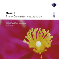 Мария Пирес,Армин Джордан,Orchestra De Chambre De Lausanne Maria-Joao Pires, Armin Jordan. Mozart. Piano Concertos Nos. 20 & 27 кристиан захариас orchestra de chambre de lausanne christian zacharias mozart piano concertos vol 5 sacd