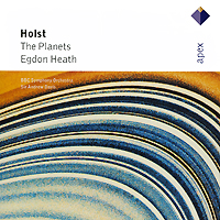 Sir Andrew Davis. Holst. The Planets / Egdon Heath planets
