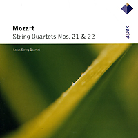 Lotus String Quartet Lotus String Quartet. Mozart. String Quartets Nos. 21 & 22 emerson string quartet complete string quartets mendelssohn emerson string quartet 4 cd