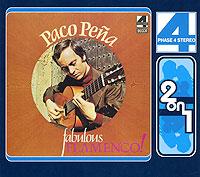 Paco Pena. Fabulous Flamenco! / La Gitarra Flamenca