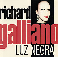 Richard Galliano. Luz Negra