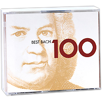 Кэтрин Патриазц,Филипп Херревег,Taverner Choir,Криспиан Стил-Перкинс,Филип Лейджер,Джонатан Рис,Густав Леонхардт Best Bach 100 (6 CD) sicher