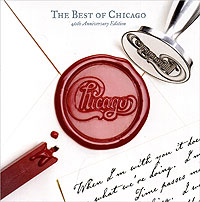 Chicago. The Best Of Chicago. 40th Anniversary Edition (2 CD)