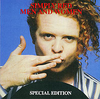 """The Simply Red"" Simply Red. Men And Women. Special Edition"