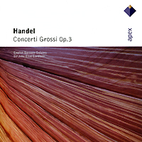 Zakazat.ru: John Eliot Gardiner. Handel. Concerti Grossi Op.3