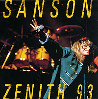 Veronique Sanson. Zenith 93