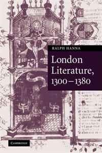 London Literature, 1300-1380 (Cambridge Studies in Medieval Literature)