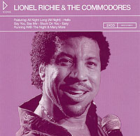 Лайонел Ричи Lionel Richie. The Commodores (2 CD) lionel richie hove