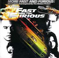The Fast And The Furious. Music From And Inspired By The Motion Picture the jam music adjustable mount clip