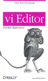 VI Editor Pocket Reference guide to the dragons volume 2