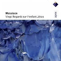 Ивонн Лорио Yvonne Loriod. Messiaen. Vingt Regards Sur L'enfant Jesus (2 CD) spectral classics pl151 bg 2 boxes