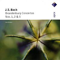 Карл Рихтер,Karl Richter Chamber Orchestra Karl Richter. J.S. Bach. Brandenburg Concertos 1, 2 & 5 richter кеды