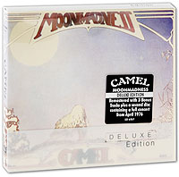 Camel Camel. Moonmadness. Deluxe Edition (2 CD) evanescence – synthesis deluxe edition cd dvd