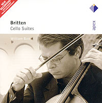 Вилльям Батт William Butt. Britten. Cello Suites (2 CD) shakespeare william rdr cd [lv 2] romeo and juliet