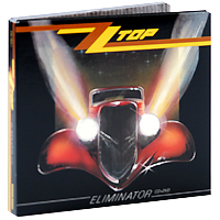 ZZ Top. Eliminator (CD + DVD)