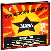 Mana. Revolucion De Amor (CD + DVD)