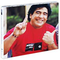 Sonar 2002. 9th Barcelona International Festival Of Advanced Music And Multimedia Arts (2 CD)