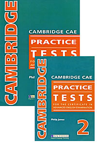 Cambridge CAE Practice Test 2 (+ 3 CD-ROM) gray e practice tests for the prelliminary english test teacher s book