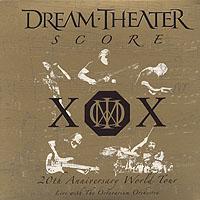 цена на Dream Theater,The Octavarium Orchestra Dream Theater. Score. 20th Anniversary World Tour (3 CD)