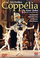 Leo Delibes: Coppelia. The Kirov Ballet coppelia