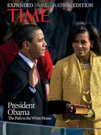 TIME President Obama, The Expanded Inauguration Edition rollason j barack obama the story of one man s journey to the white house level 2 сd