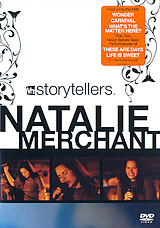 Natalie Merchant: VH1 Storytellers shakespeare w the merchant of venice книга для чтения