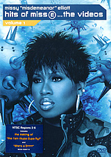 Missy Misdemeanor Elliott: Hits of Miss E... The Videos. Volume 1 atoll hd120 black