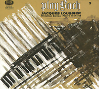 Jacques Loussier. Play Bach № 3