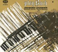 Jacques Loussier. Play Bach № 3