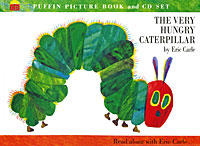 The Very Hungry Caterpillar (+ CD) my own very hungry caterpillar colouring book
