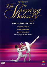 Tchaikovsky: The Sleeping Beauty: Kirov Ballet the clue in the crossword cipher