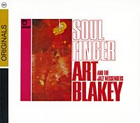 Арт Блэйки,The Jazz Messengers Art Blakey And The Jazz Messengers. Soul Finger art blakey quintet art blakey quintet a night at birdland volume 2 lp