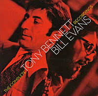 Тони Беннетт,Билл Эванс Tony Bennett, Bill Evans. The Complete Recordings (2 CD) the bill evans trio bill evans trio explorations
