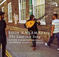 Edin Karamazov. The Lute Is A Song