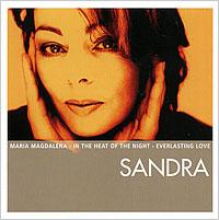 Sandra.  The Essential Virgin Schallplatten,Gala Records