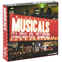 West End Orchestra & Singers,Copy Cats,Джонс Гайс,Крис Ринг,Maroney B.,King Musicals (10 CD) king s end of watch