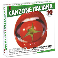 DI.DI.Sound,Гуидо Монтори,Дэниэл Монтенари Canzone Italiana: A Tribute To... Great Cover Versions (10 CD) ligabue bolzano