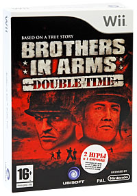 Zakazat.ru Brothers in Arms: Double Time (Wii)