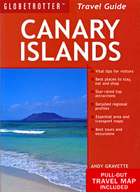 Canary Islands: Travel Guide (+ Pull-out Travel Map) islands in the stream